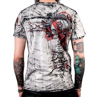 t-shirt hardcore uomo - CHAOS - WORNSTAR, WORNSTAR