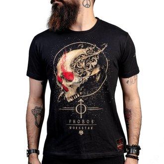 t-shirt hardcore uomo - Phobos - WORNSTAR, WORNSTAR