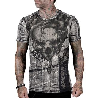 t-shirt hardcore uomo - Stheno - WORNSTAR - WSTM-STHO