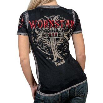 t-shirt hardcore donna - Believe - WORNSTAR, WORNSTAR