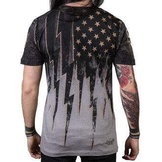 t-shirt hardcore uomo - Black Flag - WORNSTAR, WORNSTAR