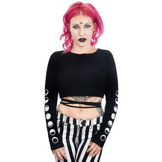 T-shirt gotica e punk donna - PAGAN - TOO FAST, TOO FAST