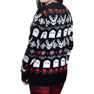 Maglione da donna TOO FAST - HAVE YOURSELF CREEPY LIL CHRISTMAS UGLY CHRISTMAS, TOO FAST