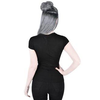 t-shirt donna - Xara Keyhole - KILLSTAR, KILLSTAR