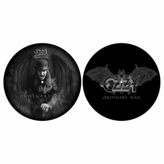 Slipmat (tappetino) per giradischi (set 2pcs) OZZY OSBOURNE - ORDINARY MAN - RAZAMATAZ, RAZAMATAZ, Ozzy Osbourne