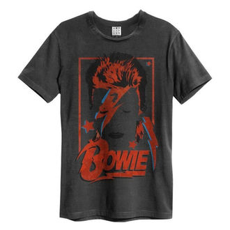 t-shirt metal uomo David Bowie - Aladdin Sane Anniversary - AMPLIFIED, AMPLIFIED, David Bowie