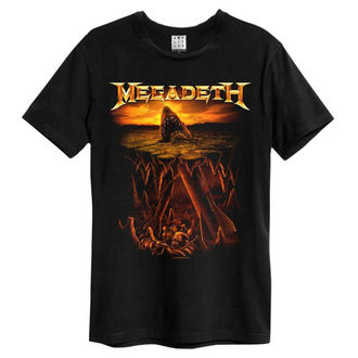 t-shirt metal uomo Megadeth - Nuke Shark - AMPLIFIED, AMPLIFIED, Megadeth