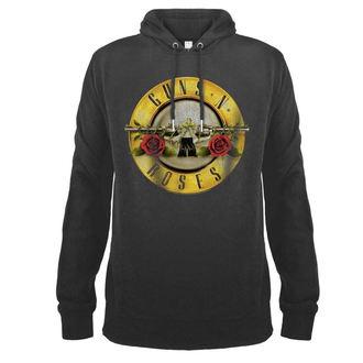 felpa con capuccio uomo Guns N' Roses - AMPLIFIED - AMPLIFIED, AMPLIFIED, Guns N' Roses