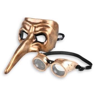 maschera (impostato) ZOELIBAT - Steampunk, ZOELIBAT