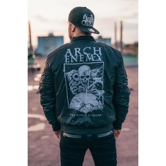 Giacca da uomo Arch Enemy - Bomber, NNM, Arch Enemy