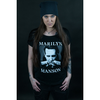 Da donna maglietta Marilyn Manson - Fists - ROCK OFF, ROCK OFF, Marilyn Manson