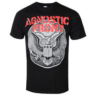 t-shirt metal uomo Agnostic Front - ALL EAGLE - PLASTIC HEAD, PLASTIC HEAD, Agnostic Front