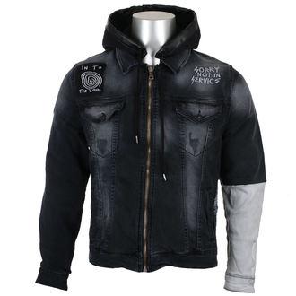 giacca primaverile / autunnale - VOID - DISTURBIA - DIS810
