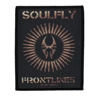 toppa SOULFLY - FRONTLINES - RAZAMATAZ, RAZAMATAZ, Soulfly
