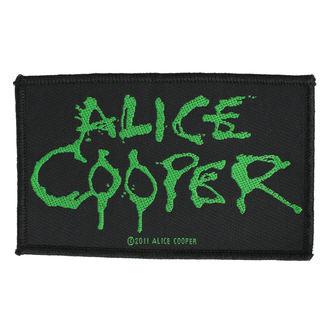 toppa ALICE COOPER - LOGO - RAZAMATAZ, RAZAMATAZ, Alice Cooper