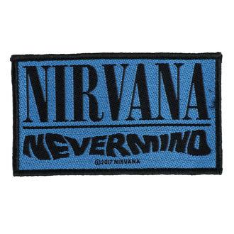toppa NIRVANA - NEVERMIND - RAZAMATAZ, RAZAMATAZ, Nirvana