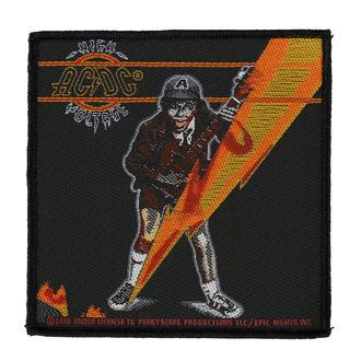 toppa  AC  /  DC  - HIGH VOLTAGE - RAZAMATAZ, RAZAMATAZ, AC-DC