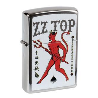 Accendino ZIPPO - ZZ TOP, ZIPPO, ZZ-Top