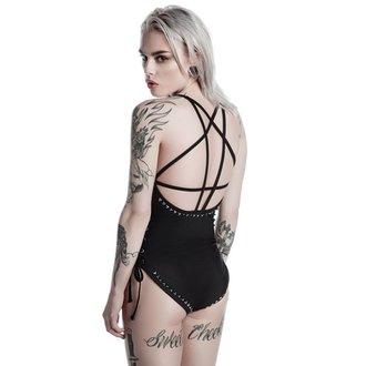 Costume da bagno Da donna KILLSTAR - Marilyn Manson - Organo Macinino Uno Pezzo - Nero, KILLSTAR, Marilyn Manson