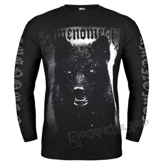 t-shirt hardcore uomo - BLACK WOLF - AMENOMEN, AMENOMEN