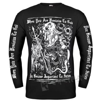 t-shirt hardcore uomo - SATAN - AMENOMEN, AMENOMEN