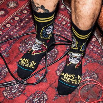 Calzini Guns N' Roses - APPETITE - NERO, STANCE, Guns N' Roses