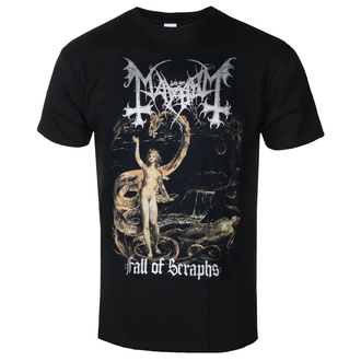 t-shirt metal uomo Mayhem - Fall Of Seraphs - RAZAMATAZ, RAZAMATAZ, Mayhem