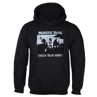 Felpa da uomo con cappuccio BEASTIE BOYS - CHECK YOUR HEAD - NERO - PARTIRE A AVERE IT, GOT TO HAVE IT, Beastie Boys