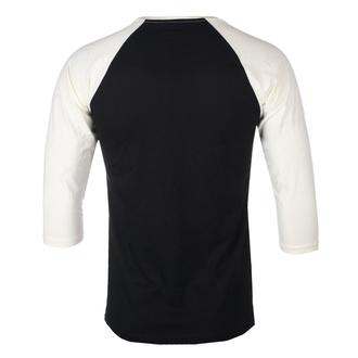 Maglietta da uomo con maniche a 3/4 RAMONES - ROCKET CARTOON - NERO / ECRU RAGLAN - GOT TO HAVE IT, GOT TO HAVE IT, Ramones