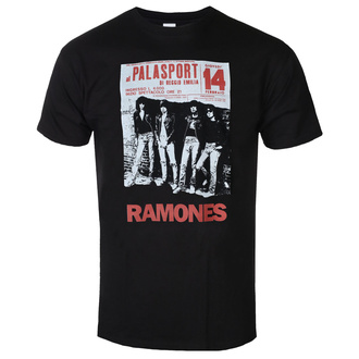 Maglietta da uomo RAMONES - PALASPORT POSTER - NERO - GOT TO HAVE IT, GOT TO HAVE IT, Ramones