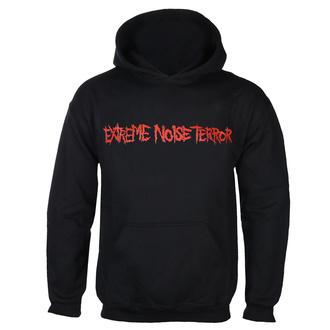 felpa con capuccio uomo Extreme Noise Terror - LOGO - PLASTIC HEAD, PLASTIC HEAD, Extreme Noise Terror
