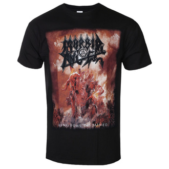 t-shirt metal uomo Morbid Angel - Kingdoms Disdained - RAZAMATAZ, RAZAMATAZ, Morbid Angel