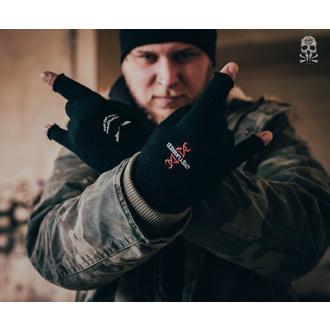 senza dita guanti Disturbed - REDDNA, RAZAMATAZ, Disturbed