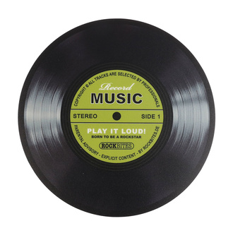 tappetino per il mouse  Disco Musica - Grtin - ROCKBITES, Rockbites