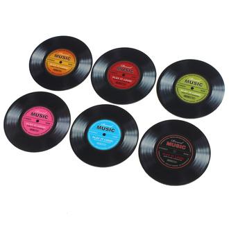 Coasters Disco Musica - ROCKBITES - 101193