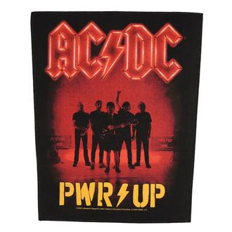 Toppa  AC  /  DC  - POWER UP - Gruppo musicale - RAZAMATAZ, RAZAMATAZ, AC-DC