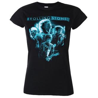 Maglietta da donna Rolling Stones - Band Glow - ROCK OFF, ROCK OFF, Rolling Stones