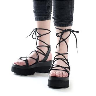 Scarpe da donna (sandali) ALTERCORE - Sue - Nero, ALTERCORE