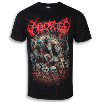 t-shirt metal uomo Aborted - God Machine - RAZAMATAZ, RAZAMATAZ, Aborted