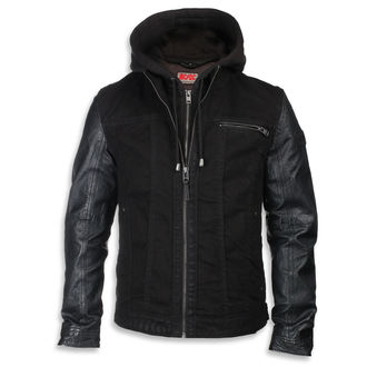 giacca di pelle AC-DC - Black - NNM, NNM, AC-DC