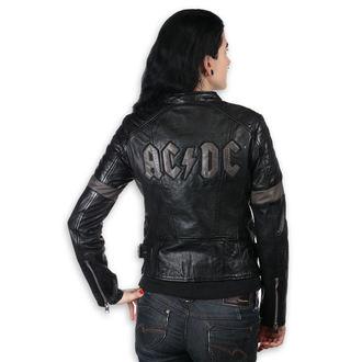 giacca di pelle donna AC-DC - MEGYN - NNM, NNM, AC-DC