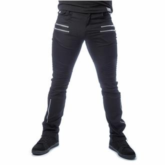 Pantaloni da uomo VIXXSIN - ACCIUS - NERO, VIXXSIN