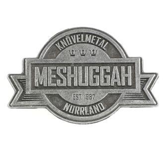 Spilletta Meshuggah - Crest' Metal - RAZAMATAZ, RAZAMATAZ, Meshuggah