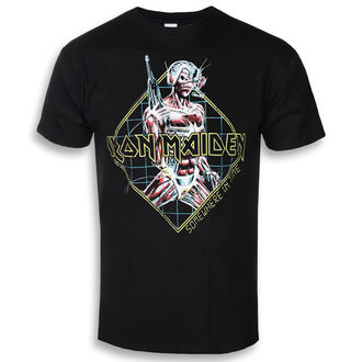 t-shirt metal uomo Iron Maiden - Somewhere In Time Diamond - ROCK OFF, ROCK OFF, Iron Maiden