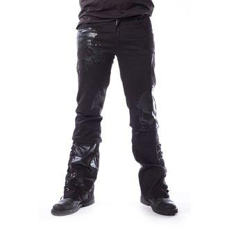 pantaloni Vixxsin - ADRIAN - NERO, VIXXSIN