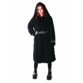 Cappotto da uomo KILLSTAR - Epic Fur - Nero, KILLSTAR