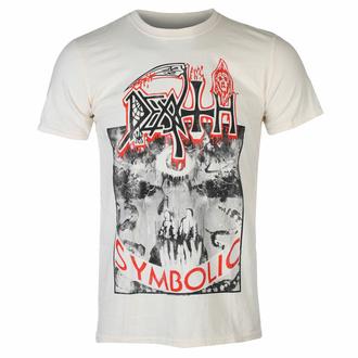 Maglietta da uomo DEATH - SIMBOLIC - OFF WHITE - PLASTIC HEAD, PLASTIC HEAD, Death