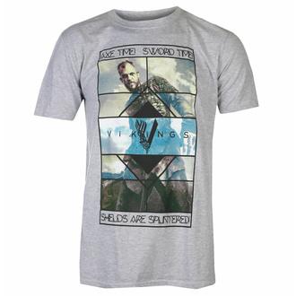 Maglietta da uomo VIKINGS - AXE TIME - PLASTIC HEAD, PLASTIC HEAD
