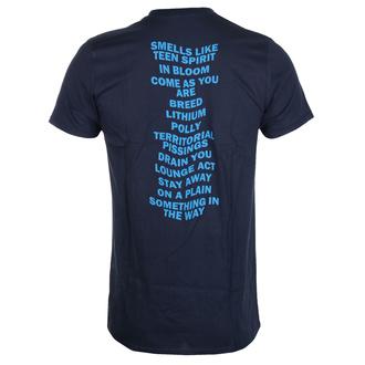 Maglietta da uomo Nirvana - Nevermind - ROCK OFF, ROCK OFF, Nirvana