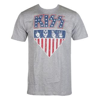Maglietta da uomo Kiss - Stars And Stripes - ROCK OFF, ROCK OFF, Kiss